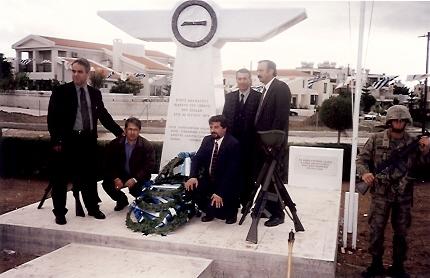 19. Μνημείο Πεσόντων Ελλήνων Αεροπόρων 1974