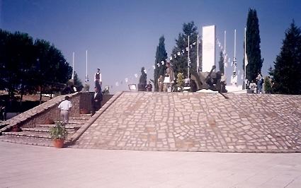 03. Στρατιωτικό κοιμητήριο Τύμβος Μακεδονίτησας - Λευκωσία - Κύπρος