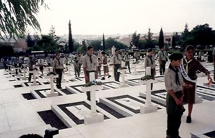 04. Στρατιωτικό κοιμητήριο Τύμβος Μακεδονίτησας - Λευκωσία - Κύπρος