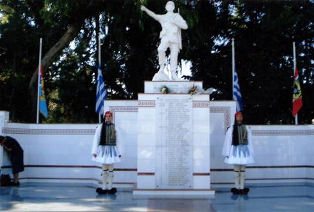 05. Μνημείο Πεσόντων και Αγνοουμένων Αξιωματικών και Οπλιτών ΕΛ.ΔΥ.Κ.