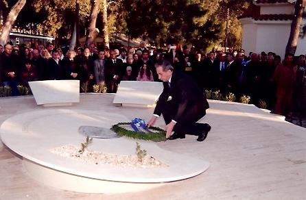 11. Μνημείο Πεσόντων και Αγνοουμένων Αξιωματικών και Οπλιτών Πυροβολικού